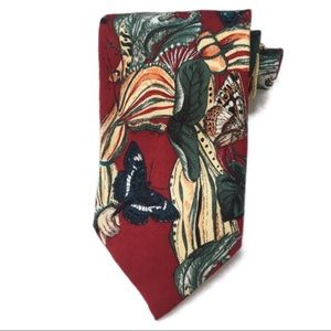 Homage Collection Grande des Masters butterfly tie